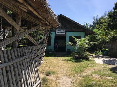 幼稚園の校舎