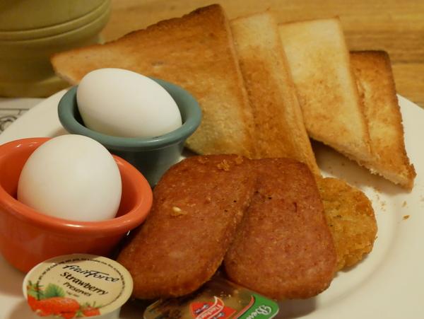 朝食セット的なもの